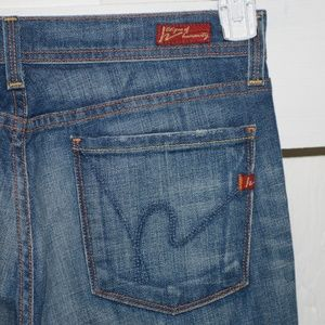 Citizens of humanity Ingrid womens jeans zs 27